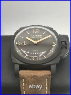 Panerai Luminor 1950 3 Days Composite Pam 375 Special Edition 47mm Pam00375