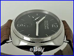 Panerai Radiomir 10 Days GMT 47mm Auto PAM000323 Black Sandwish Dial RRP 19K