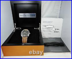 Panerai Radiomir S. L. C 3 Days Limited Edition Black Dial Box & Papers Pam425
