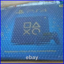 PlayStation 4 Console Days of Play Limited Edition From JAPAN PS4 F/S