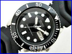 Project 97' Seiko 7s26 0040 10 Bar Mens Automatic #728085 Day Date Watch Nr