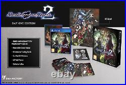 Ps4 DEATH END REQUEST 2 Limited Day One Edition NEW REGION FREE PS5 Re Quest