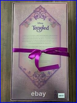 Rapunzel Tangled 10th Anniversary Limited Edition 5500 Doll SHIPS NEXT DAY