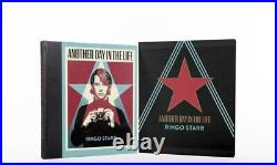 Ringo Starr-Another Day In The Life-Genesis Publications-SIGNED-#442-NEW SEALED