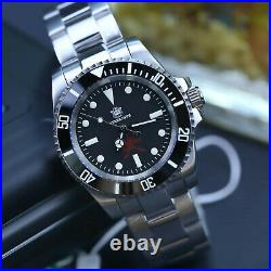 STEELDIVE mens automatic Dive Watch 200m waterproof C3 luminous 10 DAYS DELIVERY