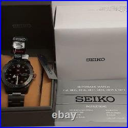Seiko 5 Sports SRPA33K1 Automatic Day/Date Limited Edition Model Men's Watch New