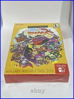 Shantae Half-Genie Hero Ultimate Edition Day One Limited Edition For Switch