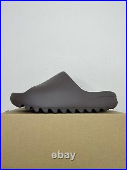 Size 7ADIDAS YEEZY SLIDE SOOTGX6141NEWShips Out Same Day