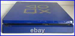 Sony PlayStation 4 PS4 Days Of Play (RARE) Limited Edition Blue Console Boxed