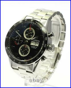 TAG HEUER Carrera CV2A10 Day-Date Chronograph black Dial Automatic Men's 573101