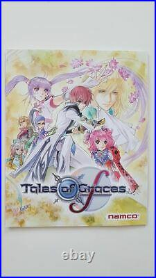 Tales of Graces F Limited Day One Collector's Edition PS3 VGC PAL