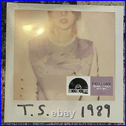 Taylor Swift 1989 2018 RSD Colored Vinyl New / Sealed Limited Record Store Day