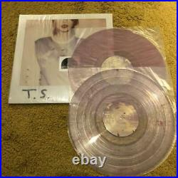 Taylor Swift 1989 Colored Vinyl 2 LP Record Store Day RSD 2018 Number 1851/3750