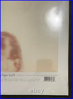 Taylor Swift 1989 Crystal Clear/Pink Colored Vinyl 2LP Record Store Day RSD Rare