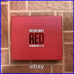 Taylor Swift Red Valentines Day Edition Box Set Rare Limited Out of Print OOP