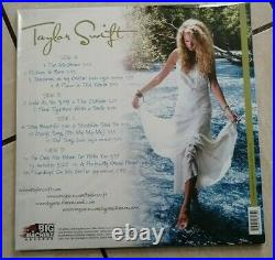 Taylor Swift Rsd Record Store Day Taylor Swift Vinyl Crystal Clear And Turquoise