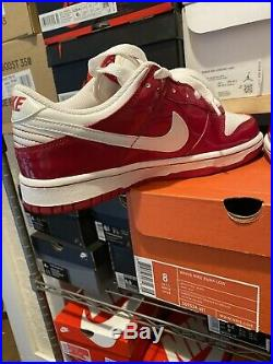 WMNS Dunk Low Valentines Day 309324-611