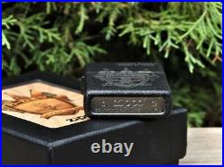 Zippo Lighter Limited Edition D-Day Normandy 65th Anniversary # 258